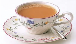 Jenny's Cup Of Tea As She Writes her books. Jenny Ferns Writer.